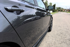 Paint protection completed on a grey i30N completed by Maitland Auto Detailing in Maitland NSW